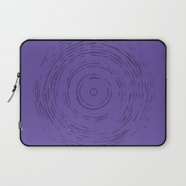 Violet Rainbow Laptop Sleeve