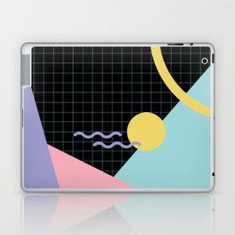 Memphis Pattern 7 - 80s - 90s - Retro Laptop & iPad Skin