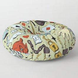 Antique Magic Starter Pack Color Floor Pillow
