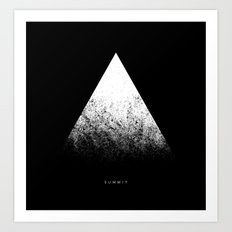 Summit Art Print