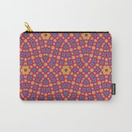 Country Festival Pattern Carry-All Pouch
