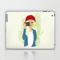Say Cheese Laptop & iPad Skin