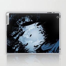 Svartur Sjor Laptop & iPad Skin