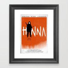 HANNA 2 Framed Art Print