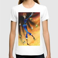 hetalia T-shirts featuring Where The Crazy Is by InsianCat