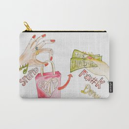 I BUY S#¡T Carry-All Pouch