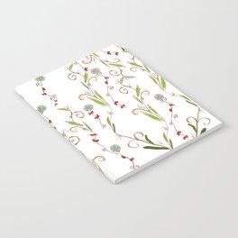 Flower vines Notebook