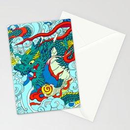 Tokyo Asakusa Dragon Stationery Cards