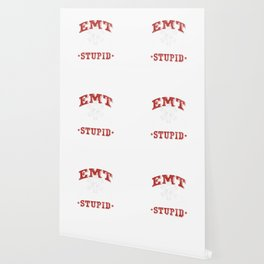 Im An EMT Sarcastic Doctor Medicine Emergency Medical Technician Gift Wallpaper