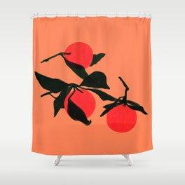 3 Clems Shower Curtain