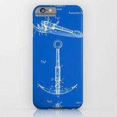 Anchor Patent - Blueprint Slim Case iPhone 6s
