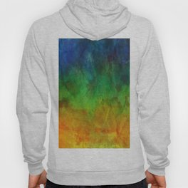 Crumpled Paper Textures Colorful P 335 Hoody