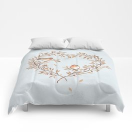 Lovebirds Comforters