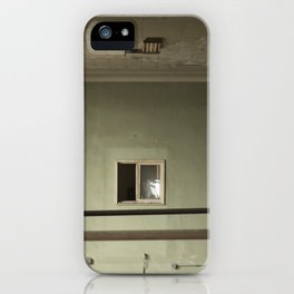 Abandoned School iPhone Case