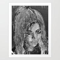x_106 Art Print