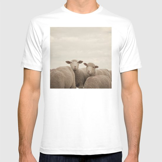 Smiling Sheep  T-shirt