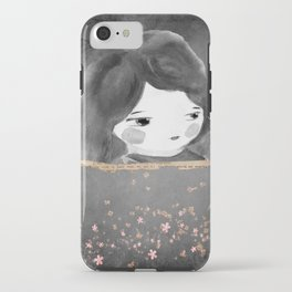 Bed star iPhone Case