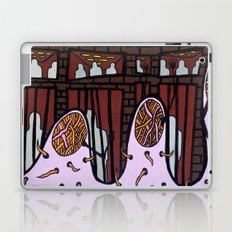 OBSERVATION TIME at the MUTANT HOLDING TANK FACILITY Laptop & iPad Skin