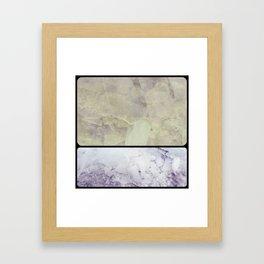 iceflow Framed Art Print