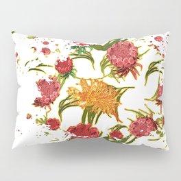 Beautiful Australian Native Floral Graphic Pillow Sham
