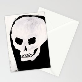 Skull Stationery Cards