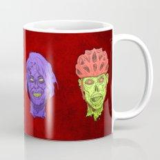 Zombie Quartet + Colors Coffee Mug