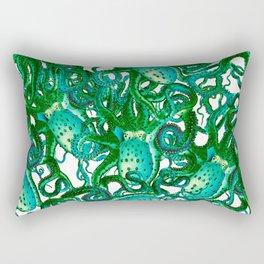 Riptide_weeds Rectangular Pillow