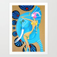 Marinoe Art Print