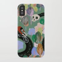 monty python iPhone & iPod Cases featuring Monty by Victoria Borges