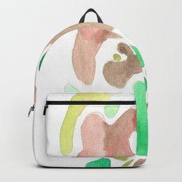 171115 Colour Shape 4|abstract shapes art design |abstract shapes art design colour Backpack