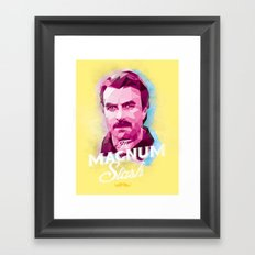 The Magnum Framed Art Print