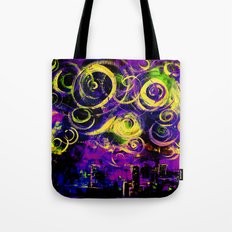 Cazy Town Tote Bag
