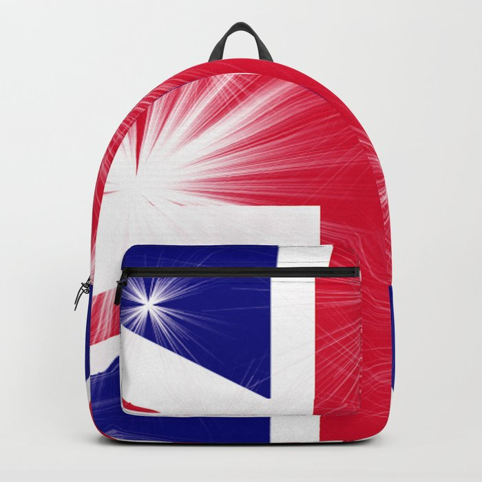 Union Jack Glamour Backpack