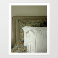 Art Print featuring A Place To Rest Your Head by Jesika Anne