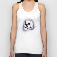 storm Tank Tops featuring Storm by Andrew Treherne