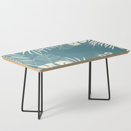 Tropical pattern 047 Coffee Table