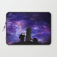 2001 a space odyssey Laptop Sleeves featuring 2001: A Space Odyssey  by Joshua S
