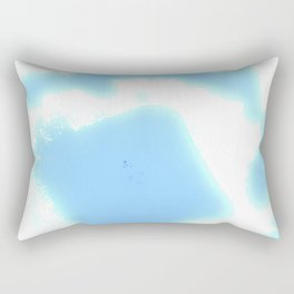 Cult of Youth: Cubic Atoll Rectangular Pillow