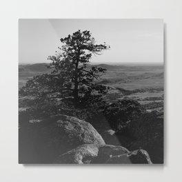 Wichita Mountains National Wildlife Refuge Metal Print