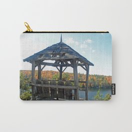 Rustic Gazebo Carry-All Pouch