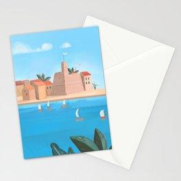 Vis island, Croatia Stationery Cards