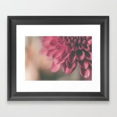 Vague Framed Art Print