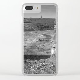 Pathway To A Memorial Clear iPhone Case
