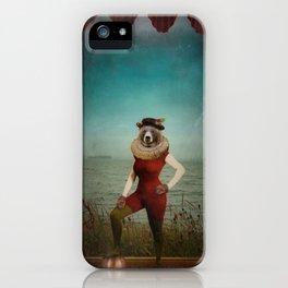 The Wondrous Final Act iPhone Case