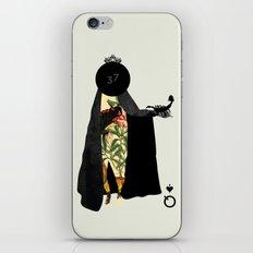 PIQUE DAME iPhone & iPod Skin