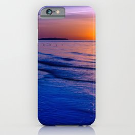 Seascape iPhone Case