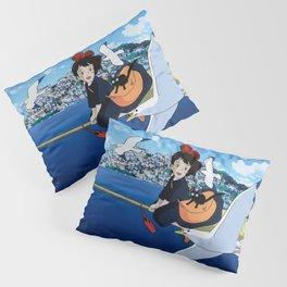 Kikis Delivery Service Pillow Sham