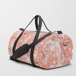 Ebru (Water Marble) Duffle Bag