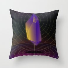 Diamond Dimensions #2 Throw Pillow