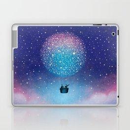 Stars Balloon Laptop & iPad Skin